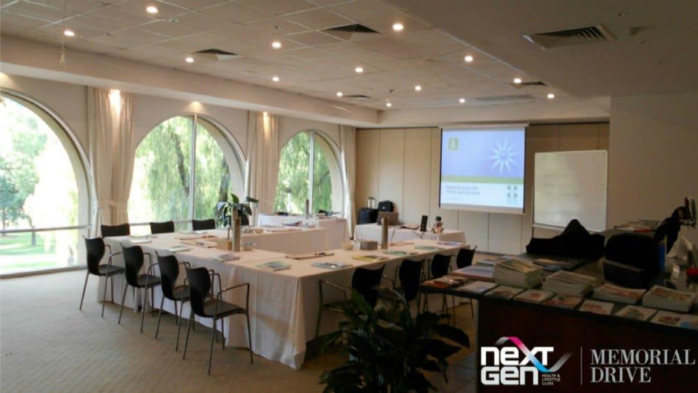 Training Room at Next Gen Memorial Drive